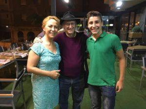Juan Tamariz y Consuelo Lorgia
